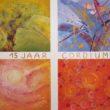 15 jaar Cordium - Acryl on canvas - 80x60cm